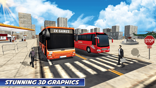 Luxury Coach Bus Simulator: Tourist Luxury Coach screenshots 4