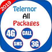 All Call, SmS, internet Packages 2019:
