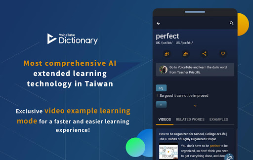 VoiceTube Dictionary for English learners screenshot 11