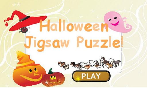 Halloween Jigsaw Puzzles 3