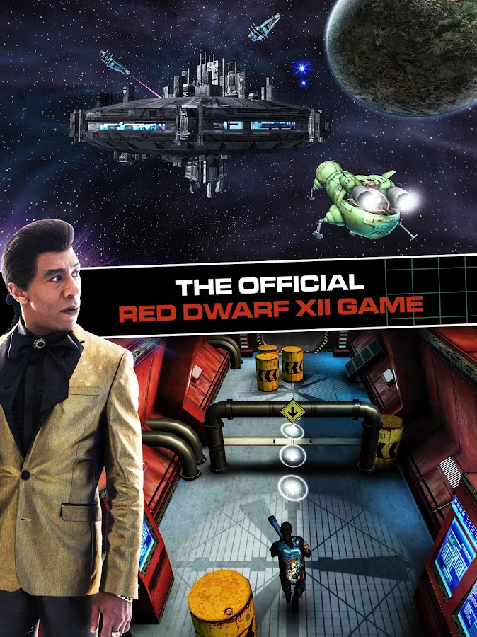 Red Dwarf XII : The Game- screenshot