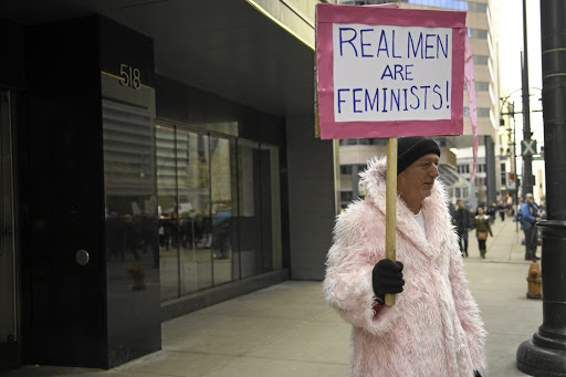 Men Need Not Be Feminist To Play A Big Role In Liberation Of Women