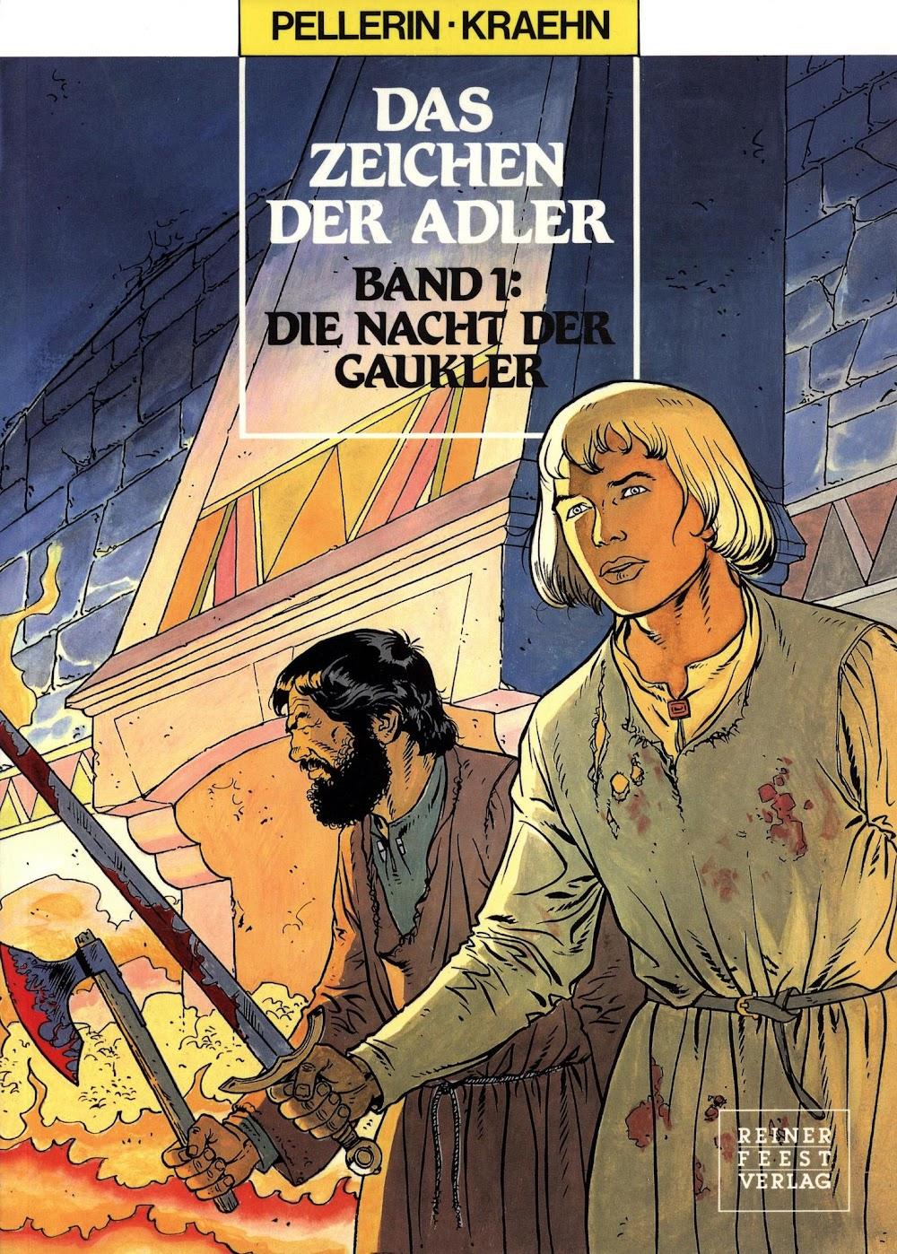 Das Zeichen der Adler (1988)