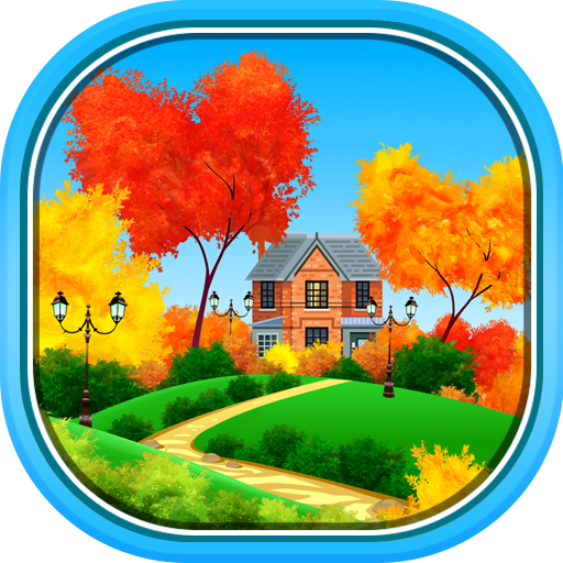 Sunny Autumn Day Live Wallpaper