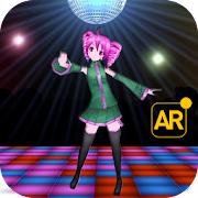App AR Concert With Dancing Girls APK for Windows Phone