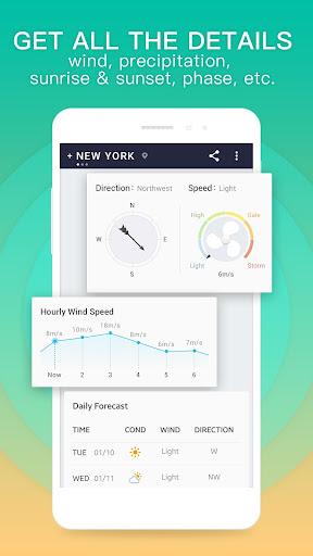 360 Weather - Local Weather Forecast  & Radar app screenshot 5