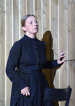 Photo: Wien/ Theater in der Josefstadt: JÄGERSTÄTTER von Felix Mitterer. Inszenierung: Stephanie Mohr, Premiere 20.6.2013. Elfriede Schüsseleder. Foto: Barbara Zeininger