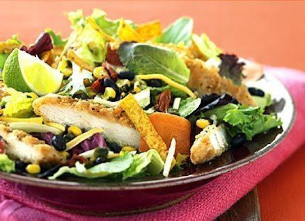 Southwestern Salad Recipe