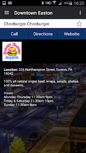 Easton, PA- screenshot thumbnail