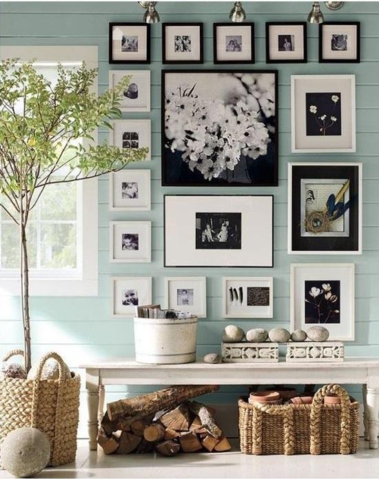 Ideias para decorar as paredes