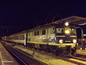 Photo: EP 07 1043 jako TLK ze Świnoujścia do Przemyśla Głównego
