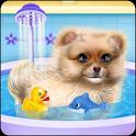 Pomeranian Puppy Day Care icon
