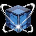 i Cube 3D icon