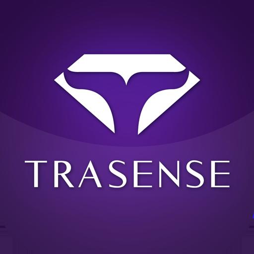 TRASENSE 健康 App LOGO-硬是要APP