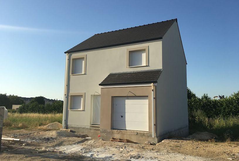 Vente Terrain + Maison - Terrain : 350m² - Maison : 85m² à Le Pin (77181)