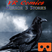 VR Comics - Horror 3 Stories