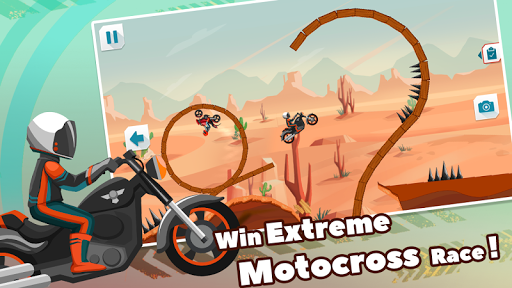 MX Motocross! Motorcycle Racing screenshot 3