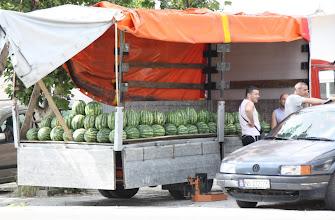 Photo: Day 78 - Melon Seller in Futog