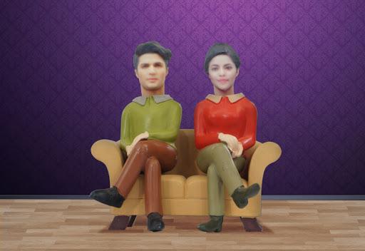 Sofa Klone 2