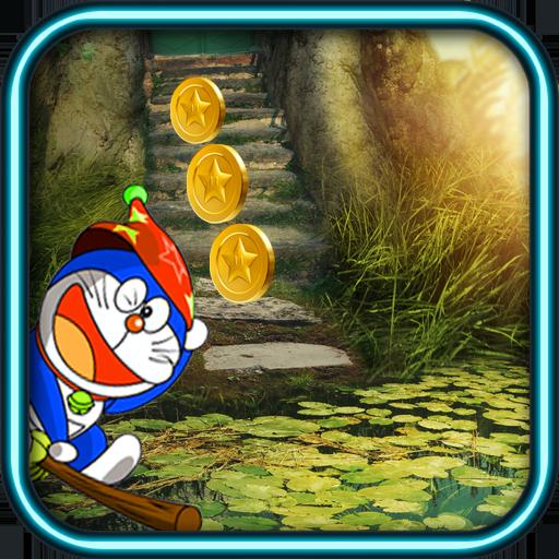 Subway Doraemon Jungle Race