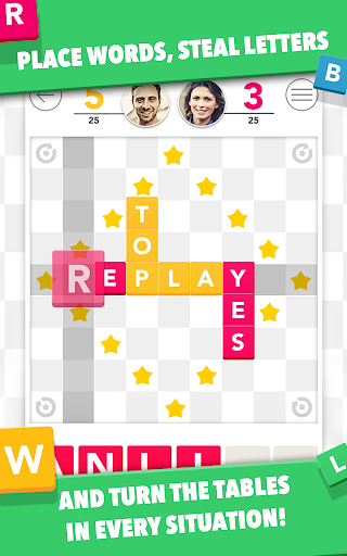 Wordox – Free multiplayer word game screenshot 1