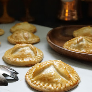 Bacon, Date, And Cheddar Pasties