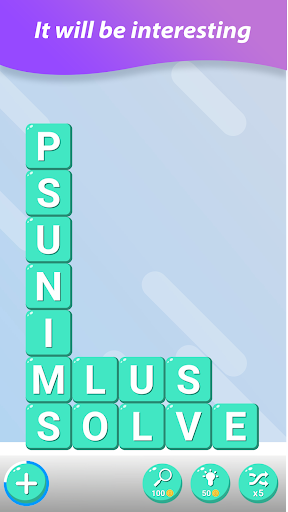 Word Blocks Connect - Classic Puzzle Free Games 2.3 screenshots 4