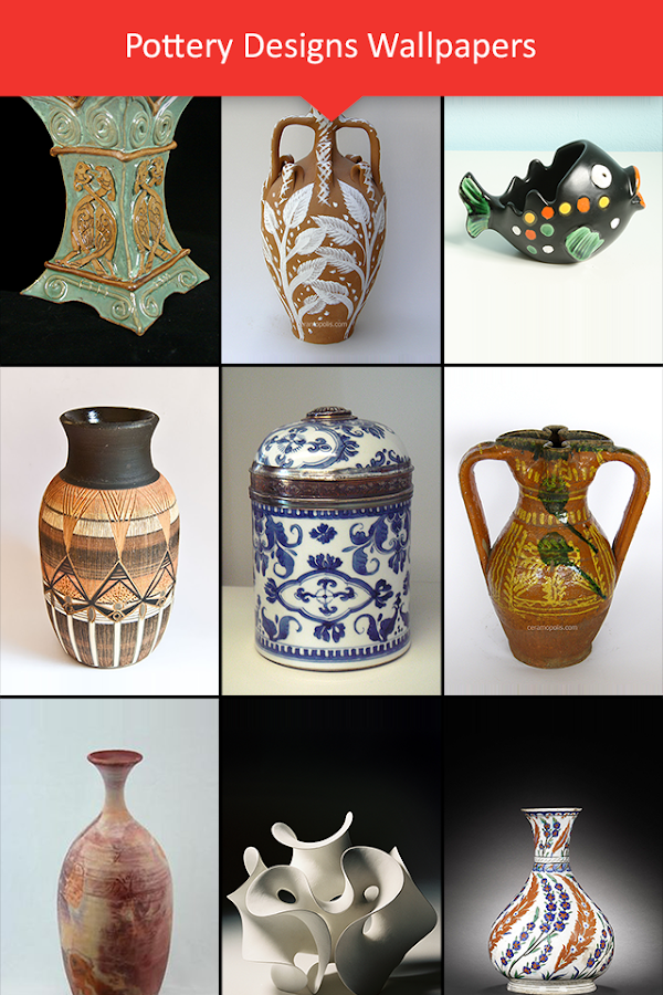pottery designs ideas screenshot pottery design ideas - Pottery Design Ideas