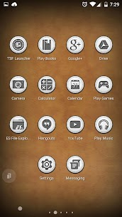 White Leather Icon Pack v2.5.0 [Paid] APK [Latest] 3