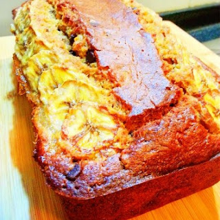 Moist Banana Chocolate Chip Bread