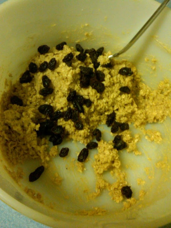 Add any optional ingredients you like.  In my family, some like plain oatmeal...