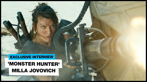 """Milla Jovovich on 'Monster Hunter' China controversy: """"We should have researched it"""""""