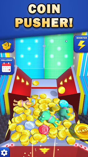 Tipping Point Blast! - Lucky Coin Pusher 1.44 screenshots 1