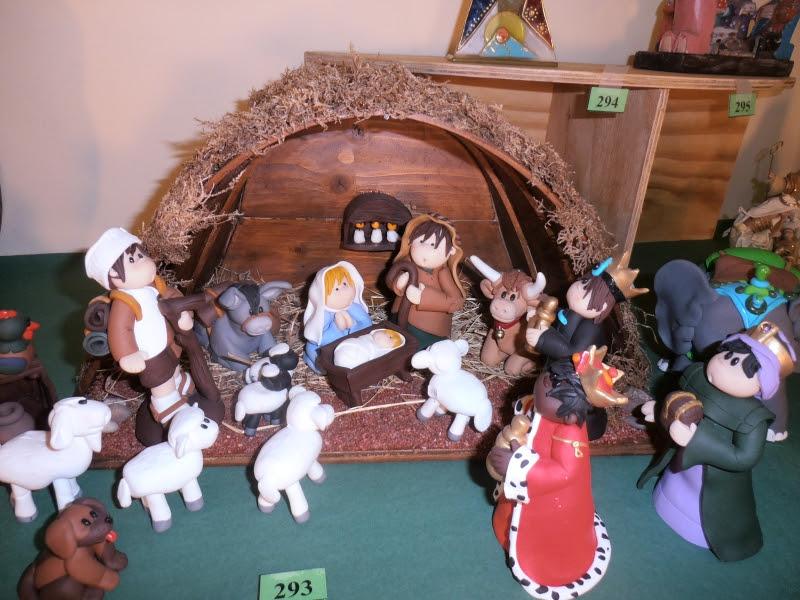 Kerststallen Expositie