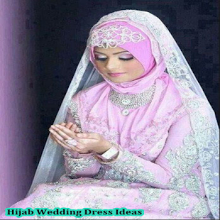 Hijab Wedding Dress Ideas - náhled
