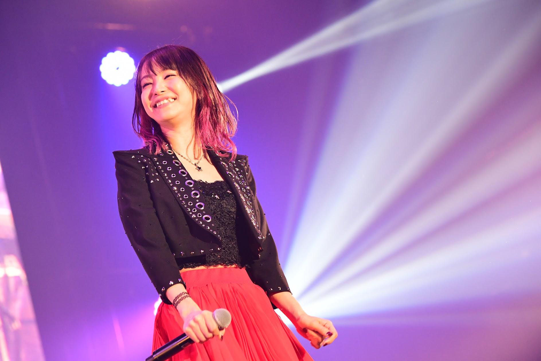 【迷迷現場】COUNTDOWN JAPAN 18/19 LiSA 紅色羽織造型美翻全場