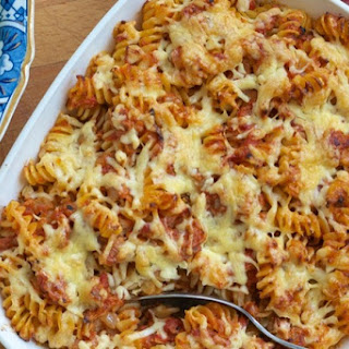 Tuna Pasta Bake Without Milk Recipes.