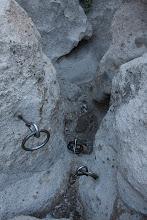 Photo: Hiking trail in Mojave National Preserve, California