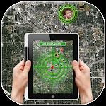 Live Mobile Location Icon