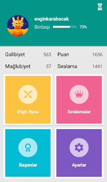pişti apk screenshot