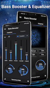 Ecualizador – Amplificador de volumen,de bajos 2