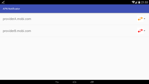 APN Notificator app (apk) free download for Android/PC/Windows screenshot