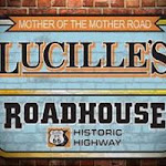 Logo for Lucille's Roadhouse