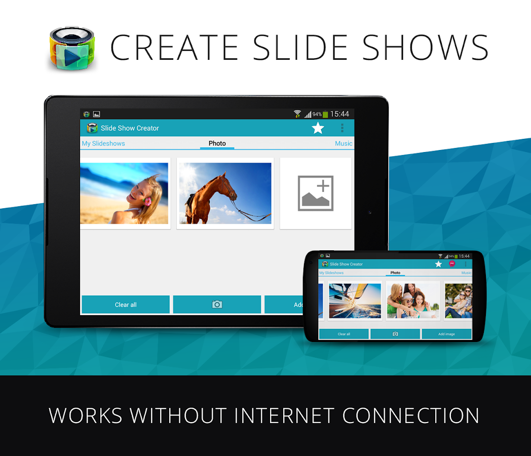 Slide Show Creator Pro- screenshot