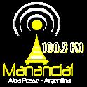 Manancial Argentina 100.5 FM