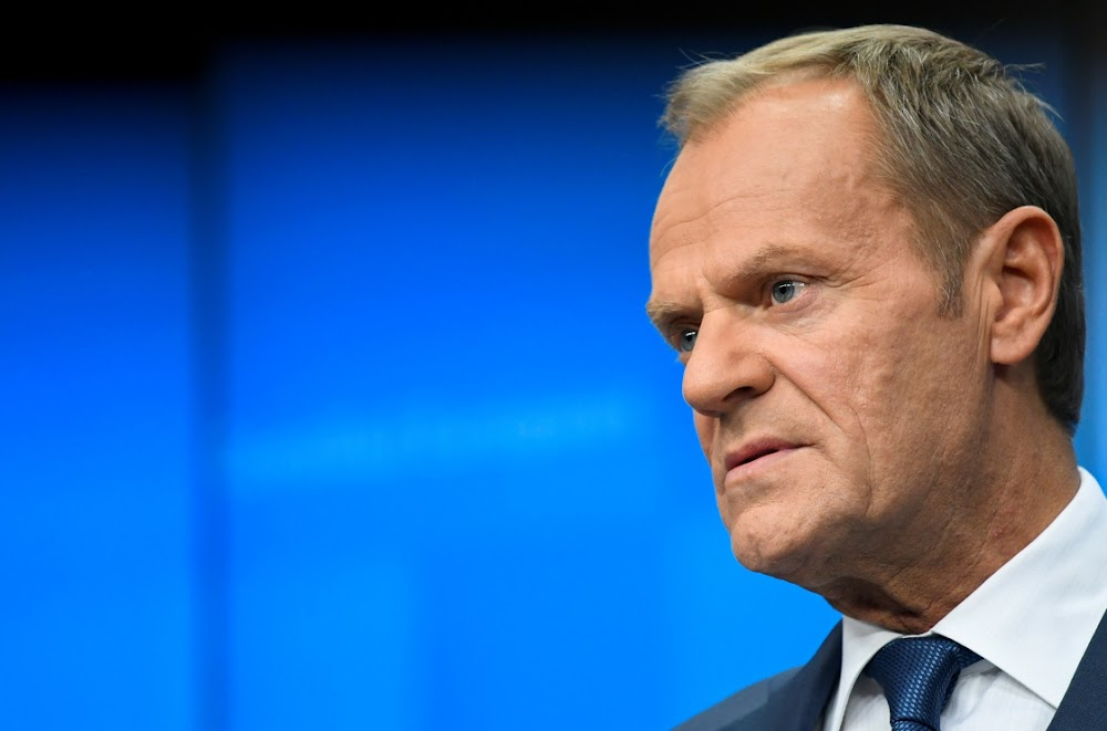 Tusk says Britain will become a 'second-rate player' after Brexit