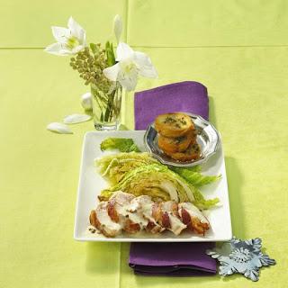 Chicken Breasts with Coriander Sauce
