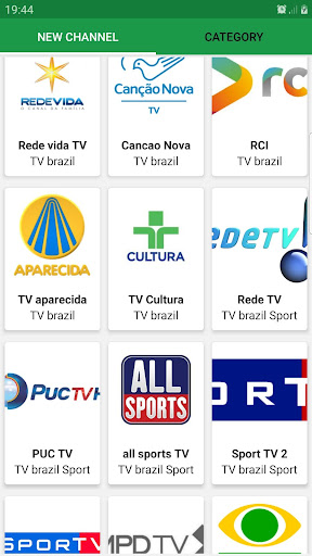 TV Brasil no Celular screenshot 1