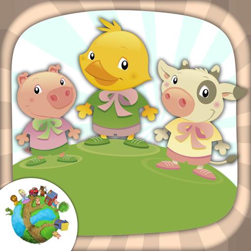 颜色农场动物 娛樂 App LOGO-硬是要APP