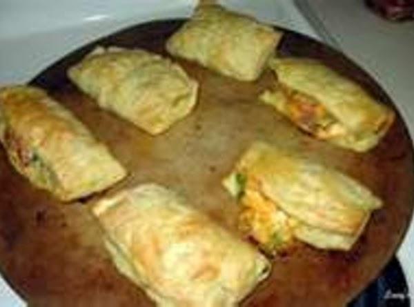 Homemade Chicken Hot Pockets Recipe